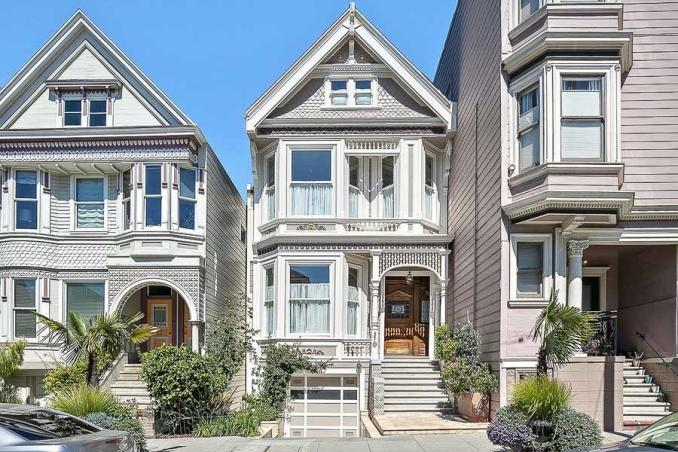 210 Frederick Street, San Francisco Photo