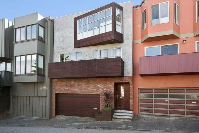 79 Clarendon Avenue, San Francisco Photo