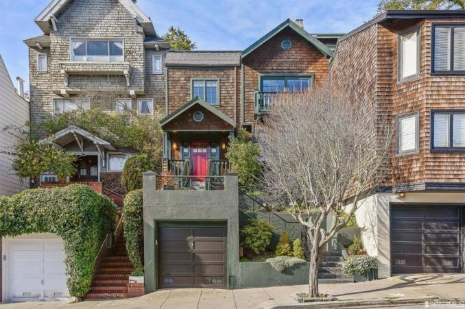 1525 Willard Street - Buyer Rep, San Francisco Photo